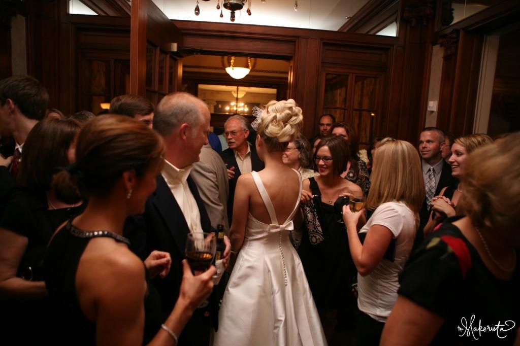 A Pre-Pinterest Wedding: The Unconventionally Classic Affair