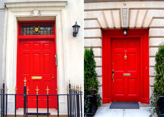 What S In A Red Door