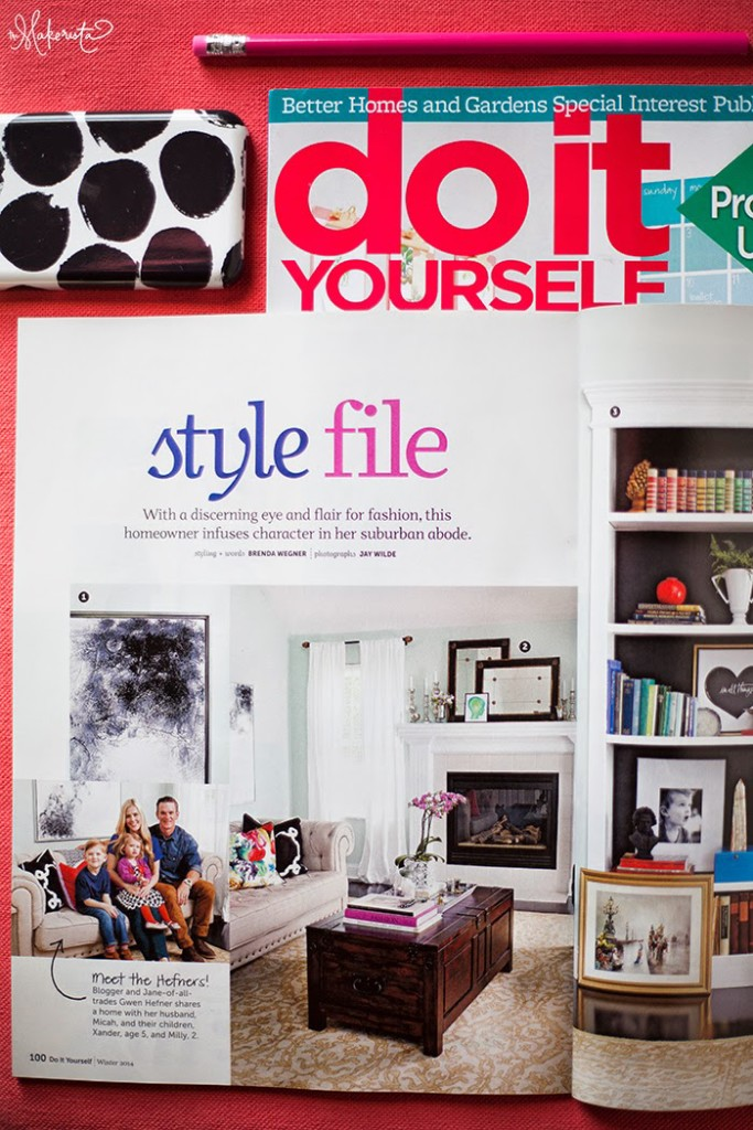 Our First Home In Do It Yourself Magazine The Makerista