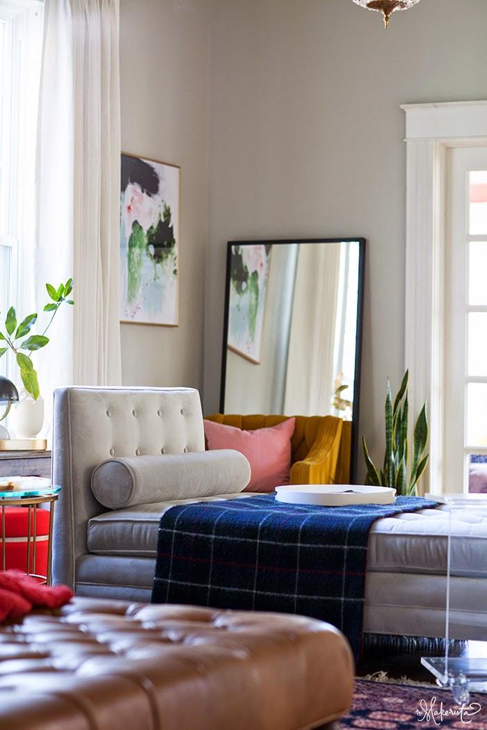 Living Room: Laura's Living Room Reveal