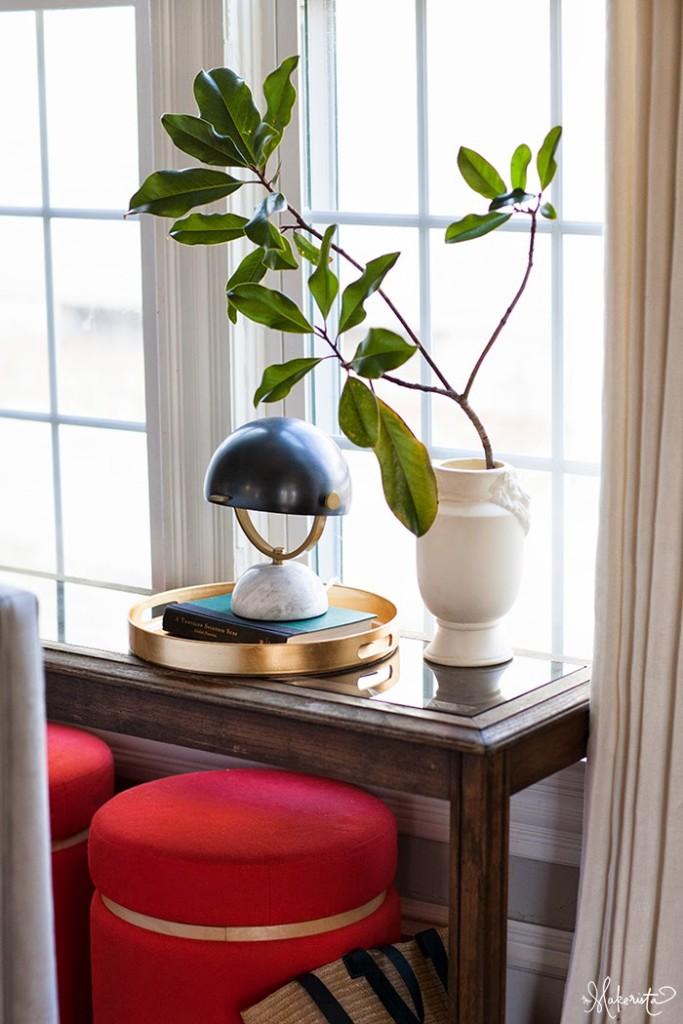 Target Living Room Furniture: Laura's Living Room Reveal