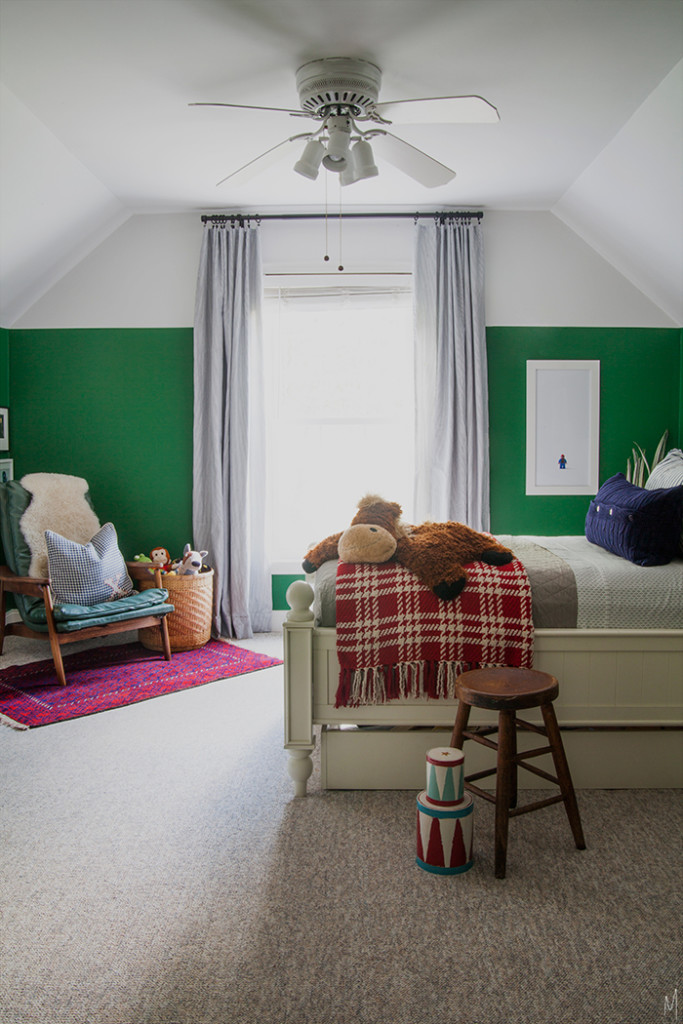 Kid Bedroom Paint Ideas: How To Incorporate Kid's Likes In A Classic Way