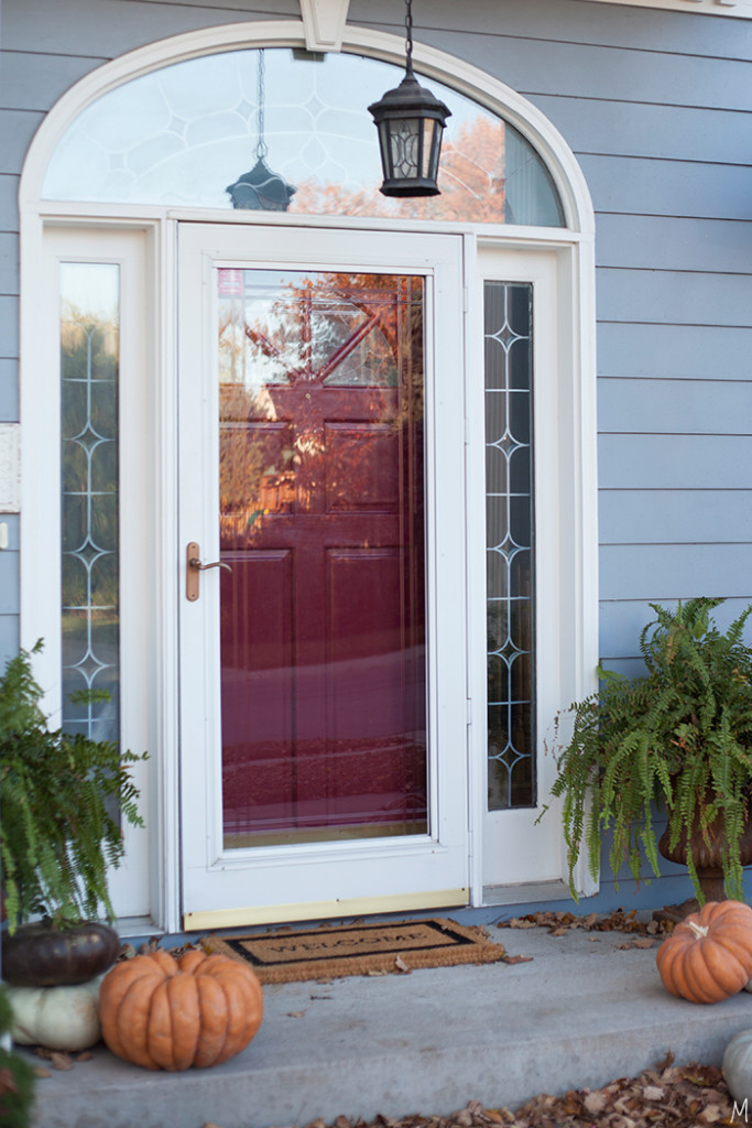 And then there\u0027s the storm door. Do you have arguments about storm doors too? I get the functionality of it but it\u0027s just so much prettier without it when ... & The Cheapest Way to Update Your Entry - The Makerista Pezcame.Com