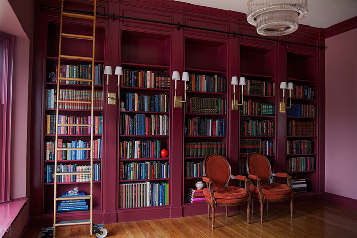 The-Makerista-Library-Books-Bookshelves-Burgundy-IMG_2962