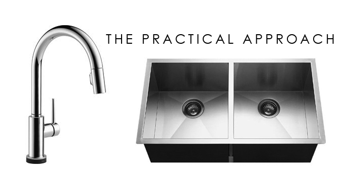 The Makerista Kitchen Practical Sink And Faucet