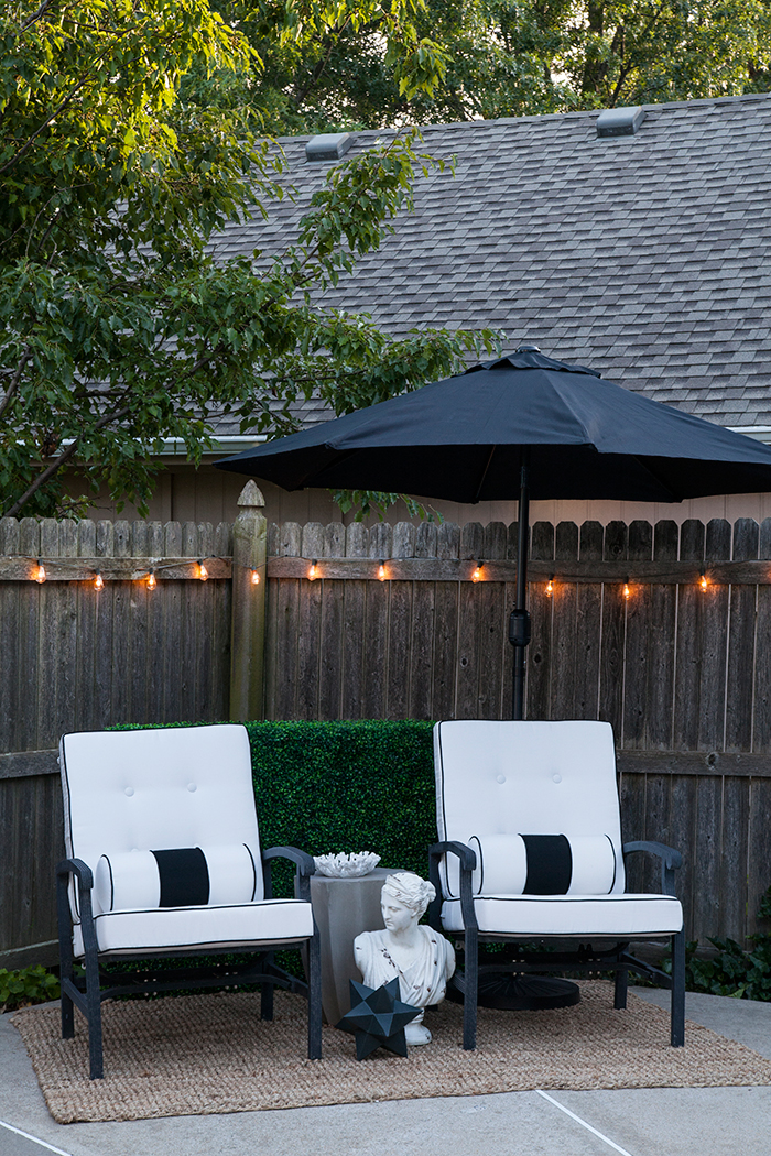 The-Makerista-Backyard-Makeover-Staycation-Spot-At-Home-Refresh-Black-White-Classic-Modern-Outdoor-Living-IMG_4950