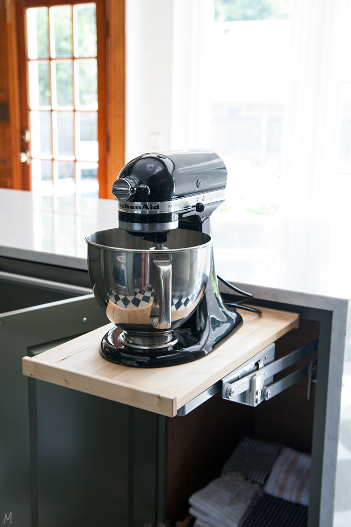 How to Hide Small Kitchen Appliances - The Makerista