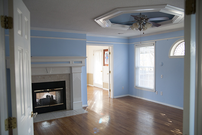 The Makerista-New Home-Master-Fireplace-Ceiling
