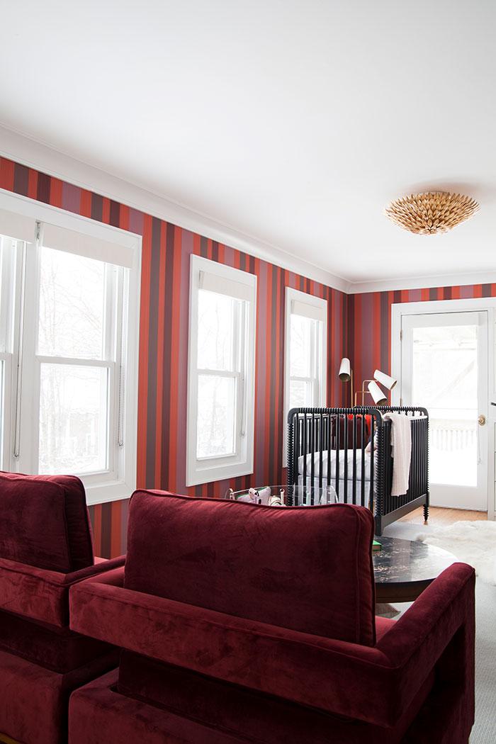 The-Makerista-Sunroom-Nursery-Office-Striped-Wallpaper-IMG_7458