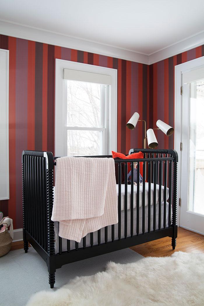The-Makerista-Sunroom-Nursery-Office-Striped-Wallpaper-IMG_7487