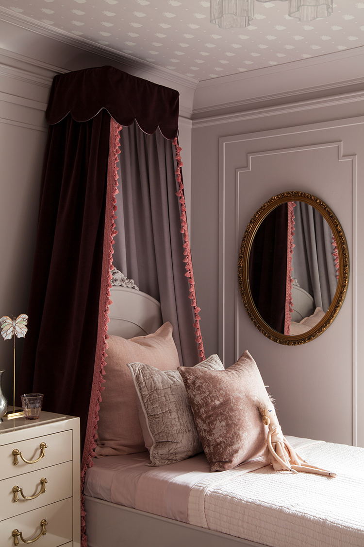 office bed girl canopy drapes coronet drape curtains pictures inspiration awesome amys