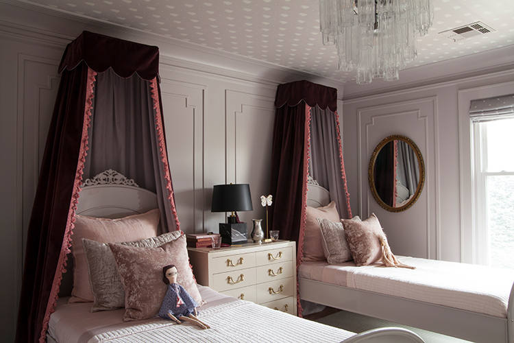 One Room Challenge: Parisian Girls Room: The Reveal - The ... - photo#22