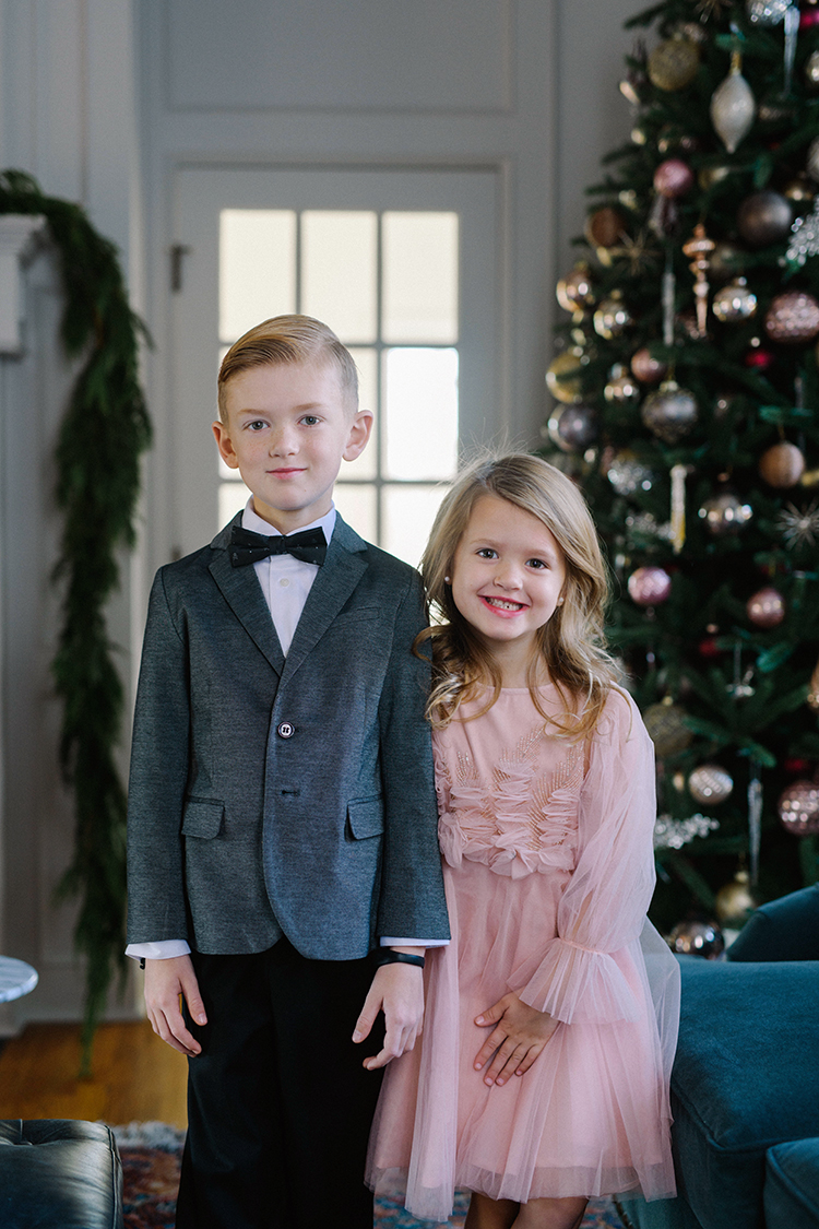 For Our Holiday Pictures To Be Pretty Casual And True Us Like These But This Year I Felt Shaking Things Up A Bit Going Formal