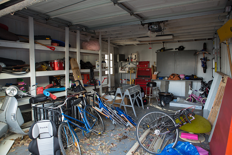 The Workstead: Turning an Old Garage Into an Office - The ...