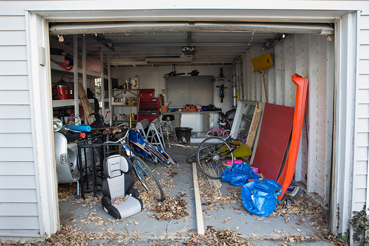 It Wasnu0027t A Space They Pulled Cars Into, And It Wasnu0027t A Space That Was  Very Well Loved. Filled With Old Bikes And Things The Family Rarely Used,  ...