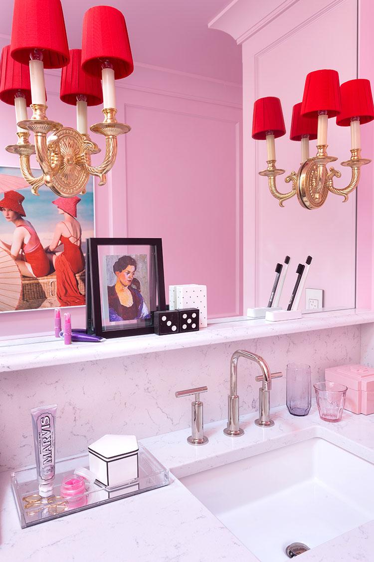 Boys Vs Girls Kids Bathroom Reveal The Makerista
