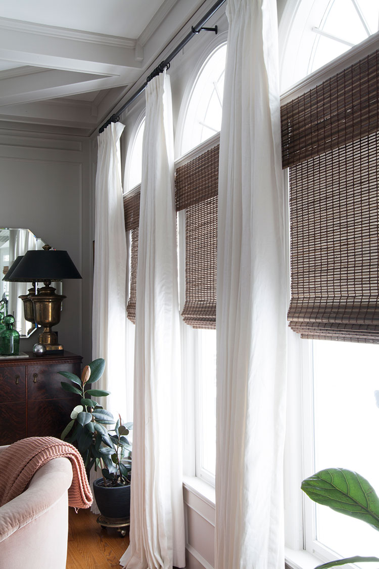 Simple and Time Saving Window Coverings - The Makerista